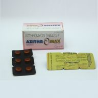 Azithromax 250 mg