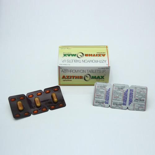 Azithromax 500 mg